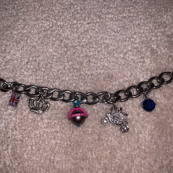 Juicy Couture Jewelry - Juicy Couture England Bracelet